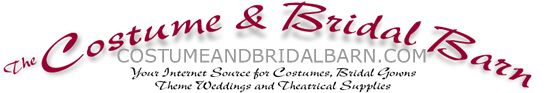 COSTUME AND BRIDAL BARN